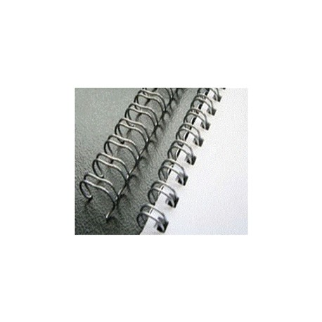 A-4 zwart/wit wire-o gebonden printen